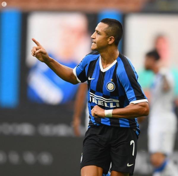 Inter me gjashtëshe Brescias për të ndjekur Lazion