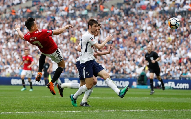 United në finale të FA Cup