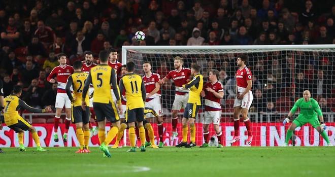 Sanchez e Ozil, për fitore