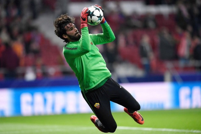 Liverpooli përsëri 'peshkon' te Roma, radha e portierit Alisson