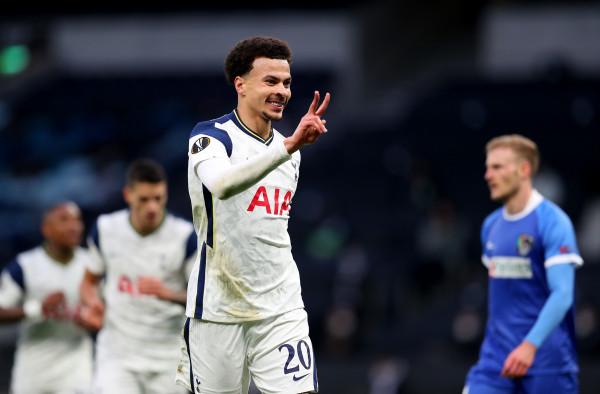 Tottenham siguron i pari të tetën e finales
