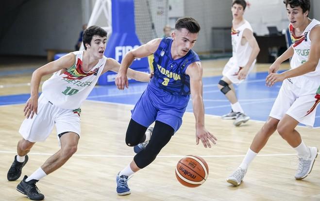 Kosova U16 sot ndaj Maqedonisë