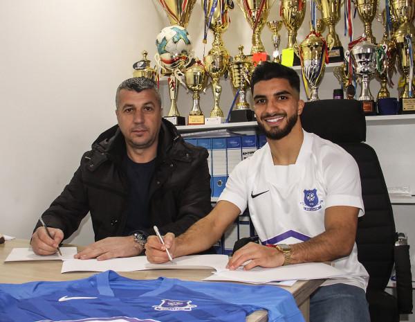 Libanezi Amir Hossari nënshkruan me Llapin