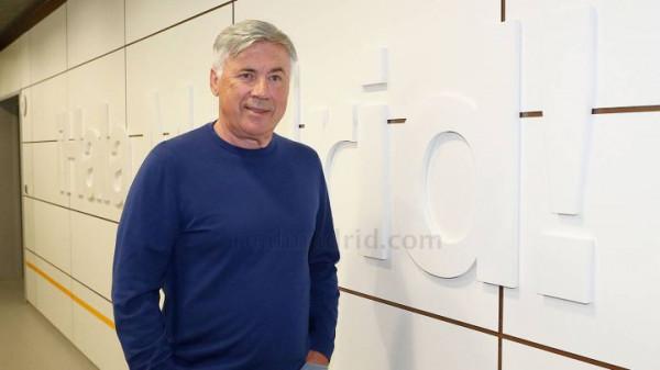 Ancelotti e do në Real Madrid