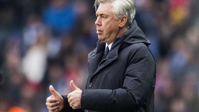 Ancelotti: Mposhtim Realin
