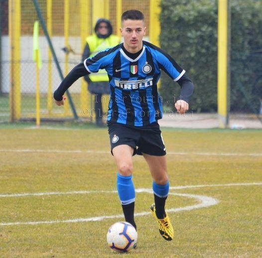 Futbollisti kosovar në skuadrën e parë të Interit