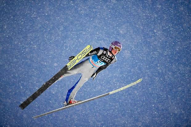 Abetare Olimpike: Kërcime me ski