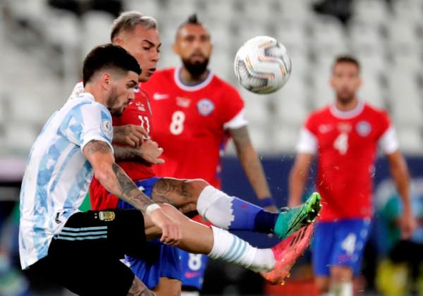 Kili ndalë Argjentinën, pas super-golit të Messit