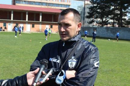 Ndihmëstrajneri i përfaqësueses së Maqedonisë, në krye të Ferizajit