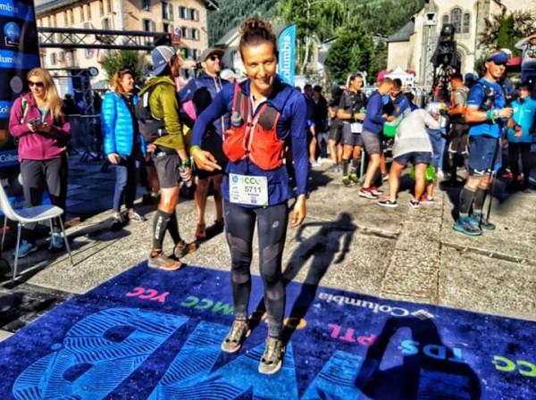 Arineta Mula, shqiptarja e parë që përfundon Ultra Trail du Mont Blanc!