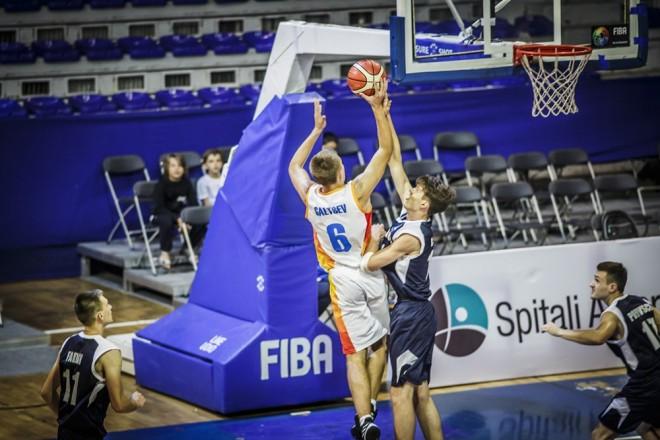 Fitorja e dytë për Moldavinë U18