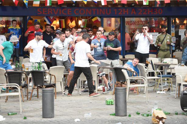 Arrestime në Lille, përleshjet nuk ndalen