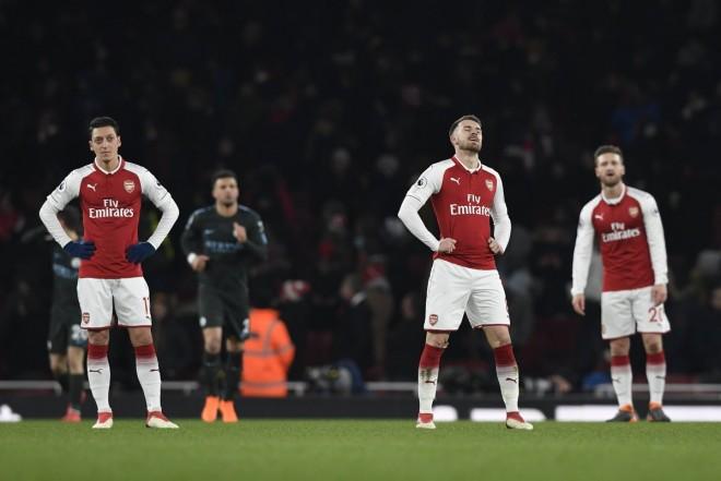City lehtë ndaj Arsenalit