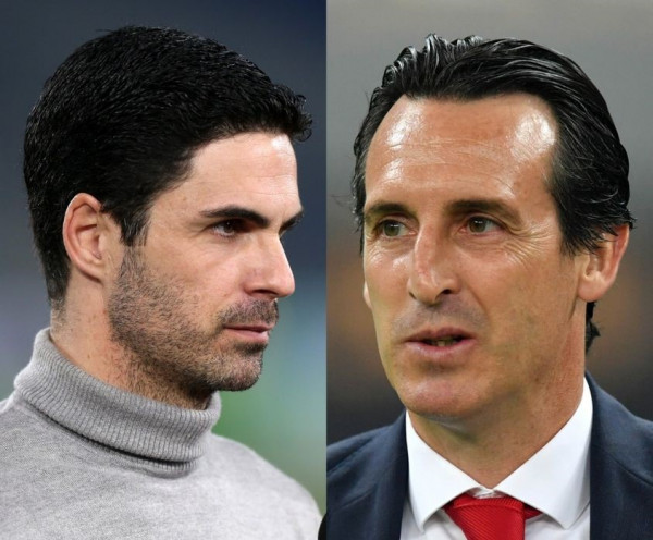 Arsenali briliant, tash ndaj ish-trajnerit