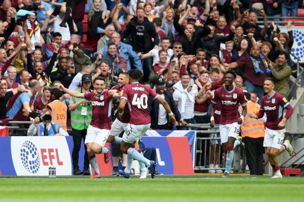 Aston Villa kthehet në Premier Ligë