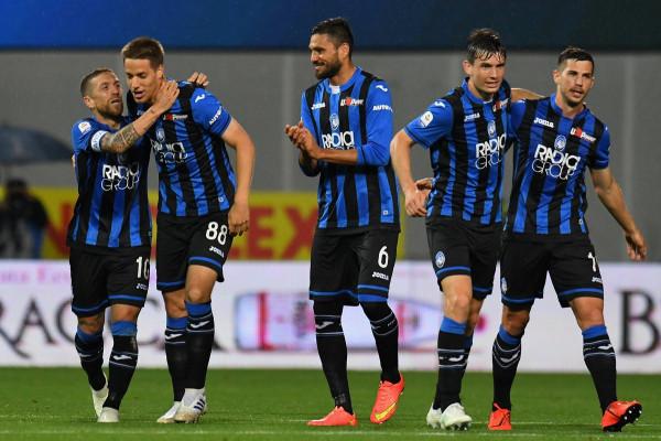 Atalanta e Inter në Champions, Milan në Europa League