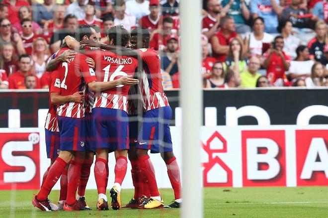 Rishikim Sezoni – Atletico Madrid
