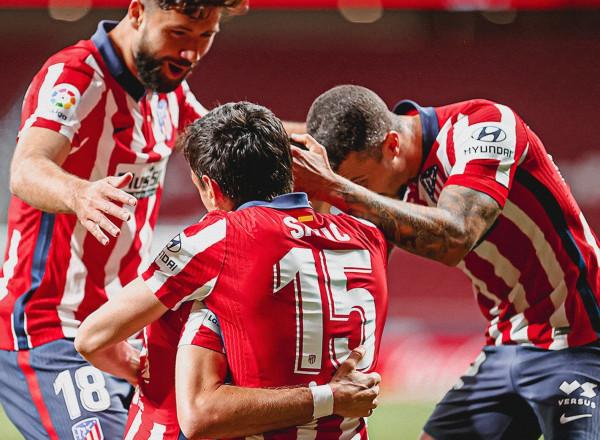 Atletico s'gabon, 2 xhiro para titullit