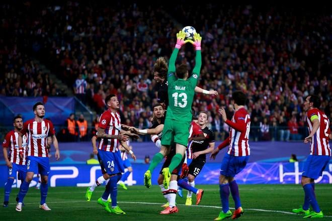 Pa gola e pa befasi, Atletico kalon tutje