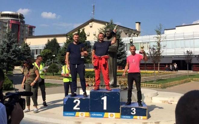 Auto Sllallom Gjakova - rezultatet e garës