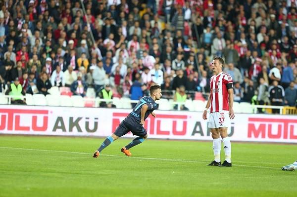 Donis Avdijaj para largimit nga Trabzonspori