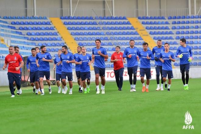 Azerbajxhani vazhdon stërvitjet, kërkon fitore ndaj Kosovës