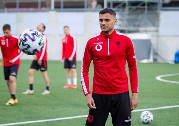 FIFA i refuzon Nedim Bajramit kërkesën për të luajtur për Shqipërinë
