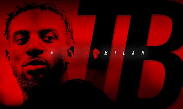 Milan zyrtarizon Bakayokon