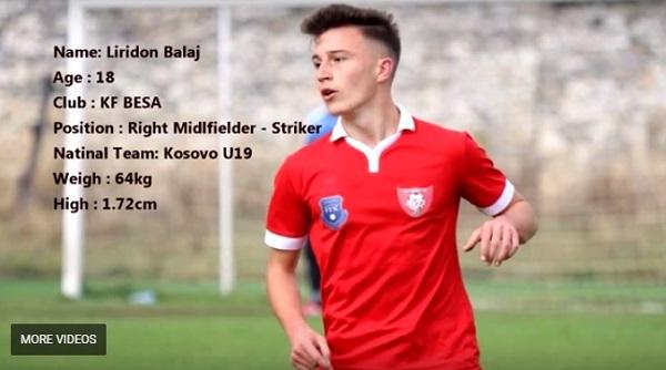 Tre reprezentues në prova te Hajduk