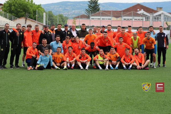 Gurbeti merr edhe një futbollist të Kosovës