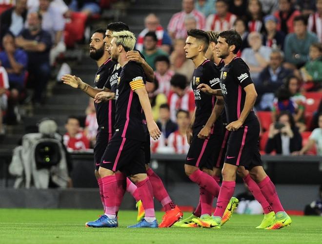 Barcelona fiton minimalisht