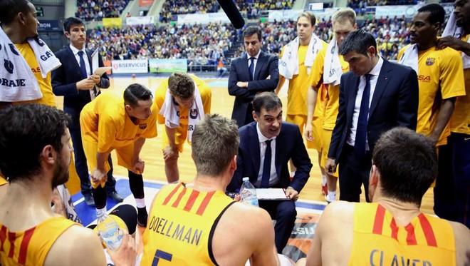 Doellman më i miri në humbje të Barcelonës