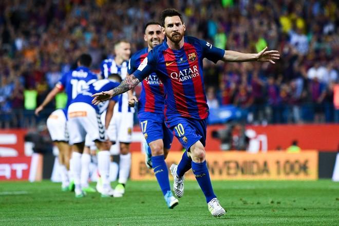 Pa befasi, Barca fiton Kupën e Mbretit