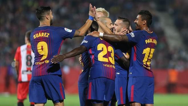 Si kaloi gjysmëvjetori tek Barcelona?
