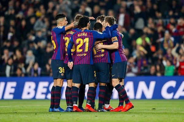 Të rinjtë e Barcelonës tregohen në CdR