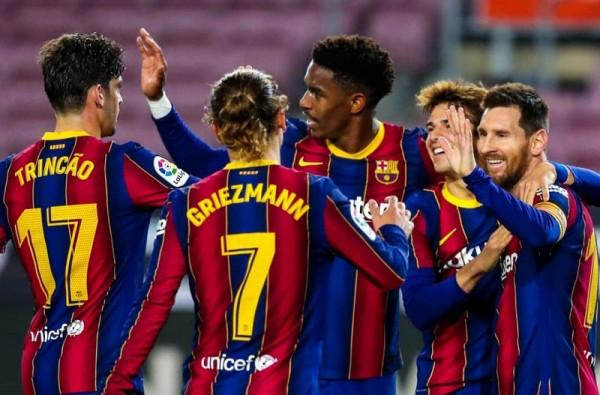 Messi e Trincao nga dy herë për fitoren e 7 radhazi