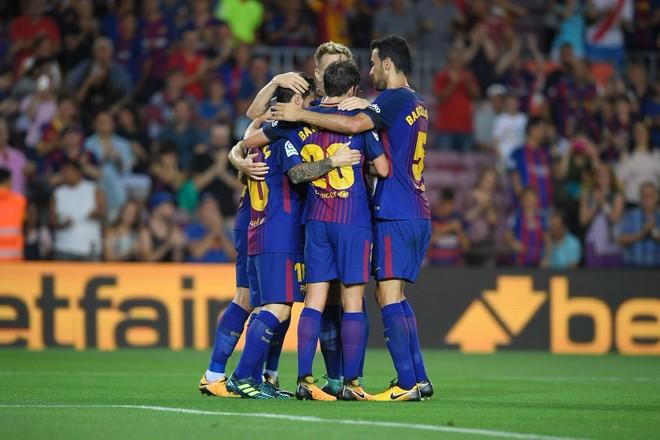 Me fitore nis sezoni i Barcelonës