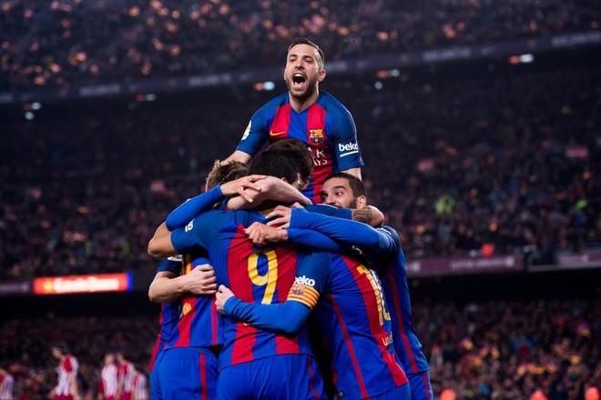 Përkundër 'dridhjeve' Barcelona në finale!