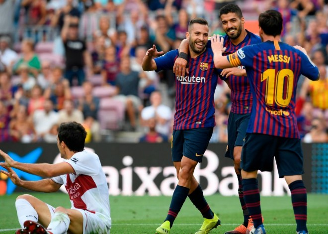 Messi 150, Barcelona fiton me goleadë