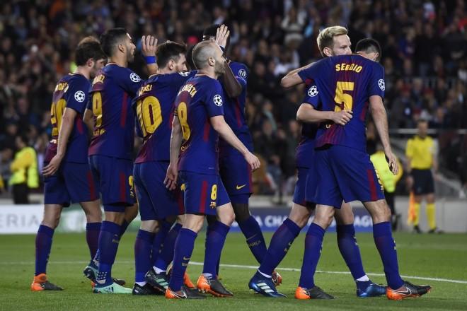 Barcelona marshon drejt gjysmëfinales