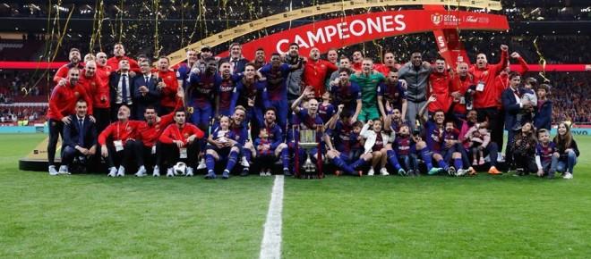 7he Champ10ns - Barcelona