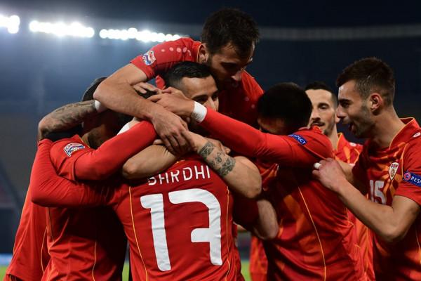 Bardhi hap rrugën e maqedonëve, Kosova mëson rivalët