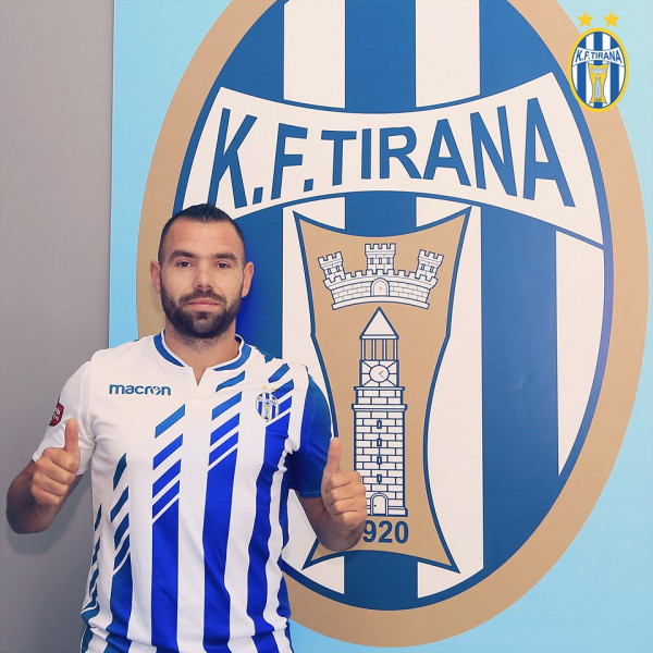 Lojtari i tretë prej Flamurtarit në Tiranë