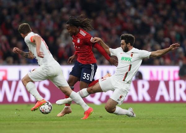 Augsburgu ndal Bayernin