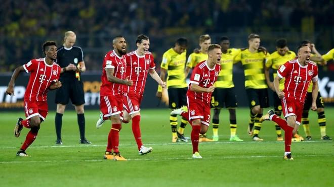 Bayerni fiton Superkupën, pas penalltive
