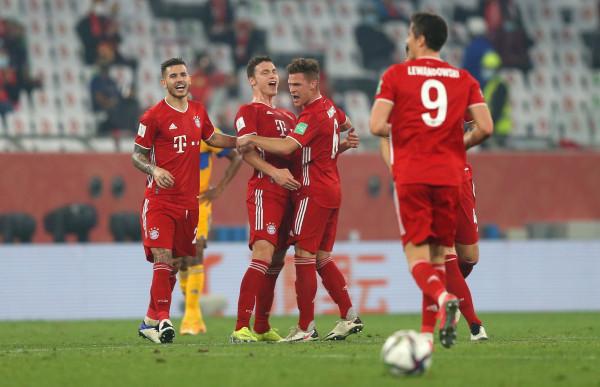 Trofeu i gjashtë në nëntë muajt e fundit - Super Bayern