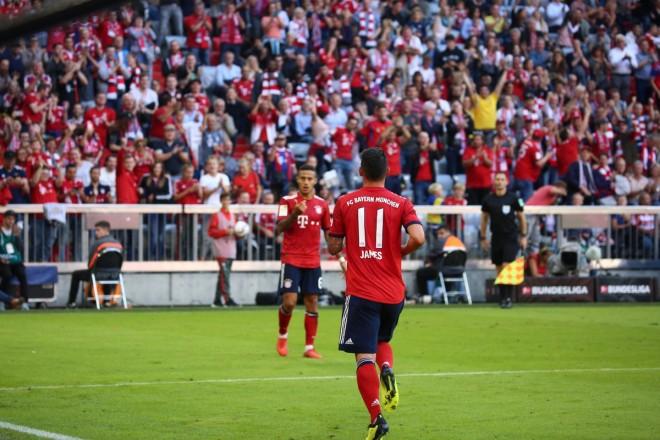 3 gola për 3 pikë nga bavarezët