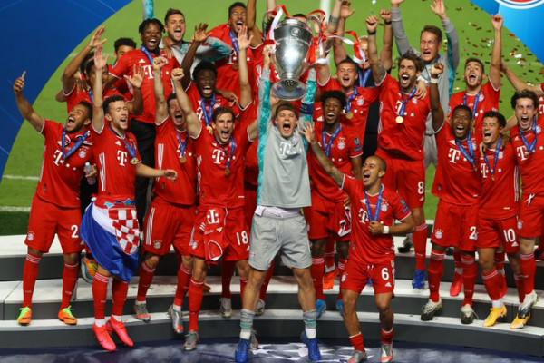 Për të gjashtën herë, Bayerni mbret i Evropës!