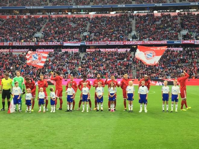 Bayern i kthehet fitores