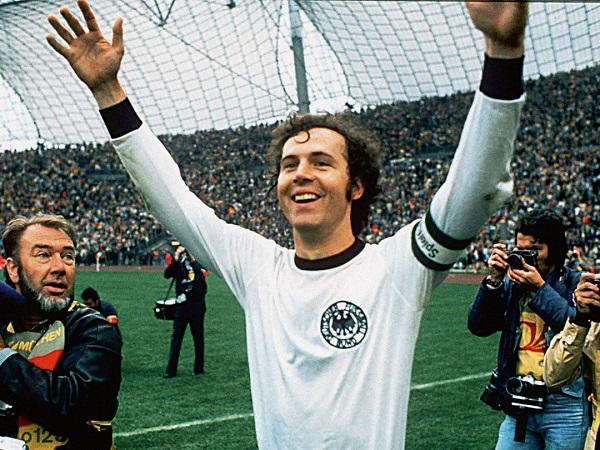 Franz Beckenbauer - 1974